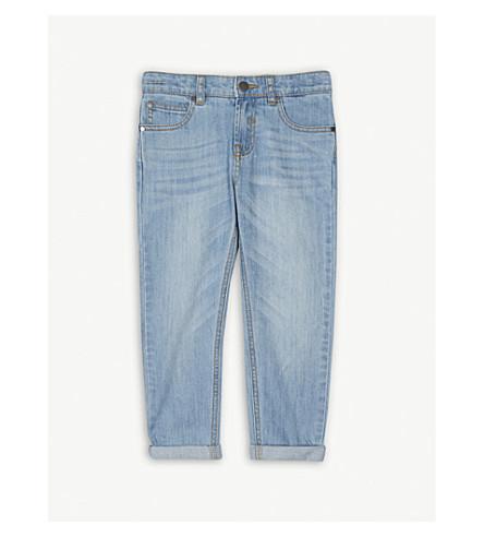 STELLA MCCARTNEY Lohan denim jeans 4-14 years (Denim