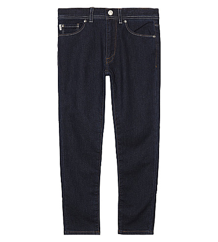 PAUL SMITH JUNIOR Peter cotton stretch jeans 4-16 years (Indigo