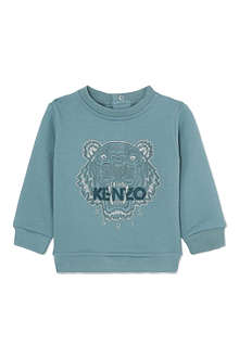 KENZO Core tiger front sweat 4-16 years