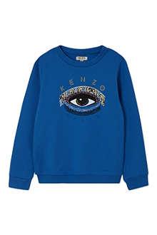 KENZO Printed sweatshirt 4-16 years