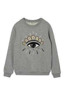 KENZO Eye sweatshirt 2-16 years