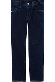 KENZO Straight-leg corduroy trousers 4-16 years