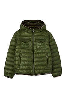 MONCLER Clovis quilted jacket 2-14 years