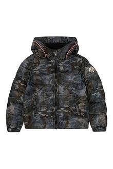 MONCLER Maya camo jacket 2-6 years