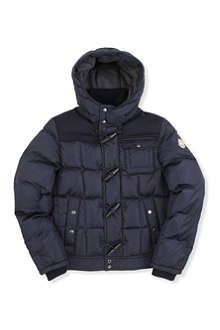 MONCLER Toggle detail jacket 8-14 years