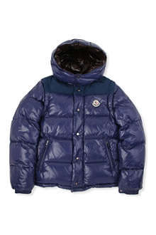 MONCLER Anderson detachable-sleeve jacket 2-6 years