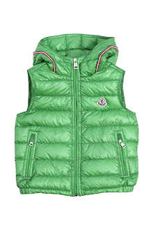 MONCLER Patrick down-filled gilet 2-6 years