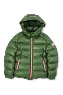 MONCLER Gaston padded jacket with hood 2-6 years