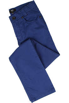 HUGO BOSS Twill trousers 10-16 years