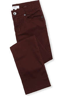 BOSS Slim-fit trousers 4-16 years