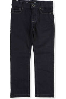 BOSS Five pocket slim-fit jeans 4-16 years
