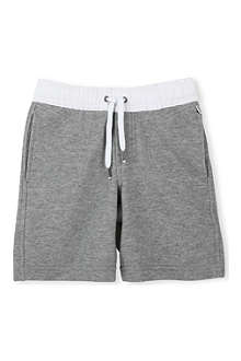 BOSS Cotton-jersey shorts 4-16 years