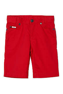 BOSS Five-pocket classic shorts 4-16 years