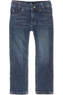 BOSS Slim-fit jeans 4-16 years