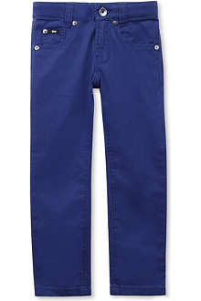 BOSS Five-pocket classic trousers 4-16 years