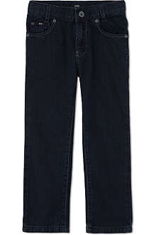 BOSS Classic dark wash jeans 4-16 years