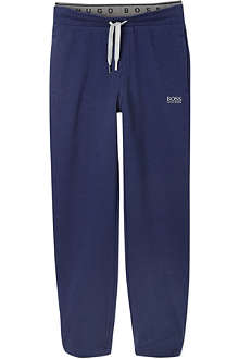 HUGO BOSS Logo waist tracksuit bottoms 4-16 years
