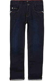 HUGO BOSS Turn-up jeans 4-16 years