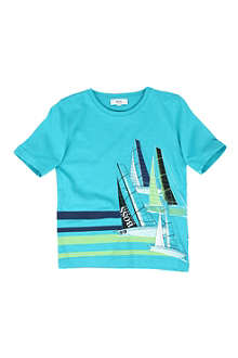 HUGO BOSS Boat t-shirt 4-16 years