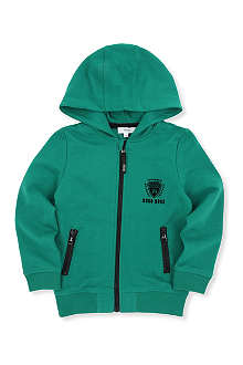 BOSS Zip-up hoody sweatshirt 4-16 years