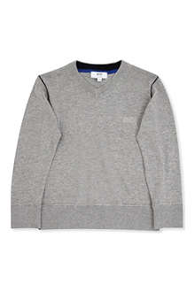 BOSS V-neck jumper 4-16 years