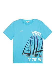BOSS Sailboat t-shirt 4-16 years