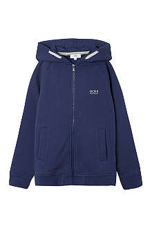 HUGO BOSS Zip up hoodie 4-16 years