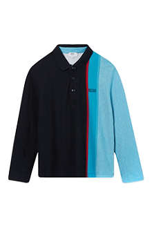 HUGO BOSS Vertical stripe polo 4-16 years