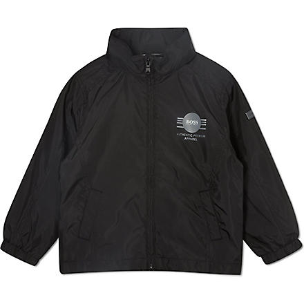 BOSS Classic wind breaker 4-16 years (Black