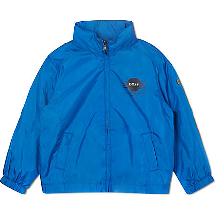 BOSS Classic wind breaker 4-16 years (Blue