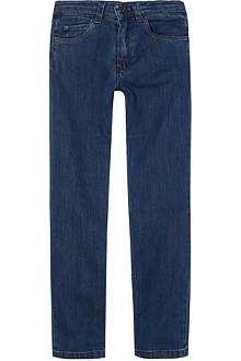 LITTLE MARC Regular fit turn up jeans
