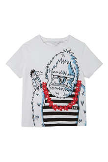 LITTLE MARC Gorilla t-shirt 3-12 years