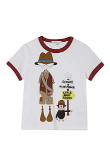 LITTLE MARC Explorer t-shirt 3-12 years