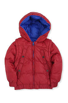 LITTLE MARC Reversible padded jacket 4-14 years
