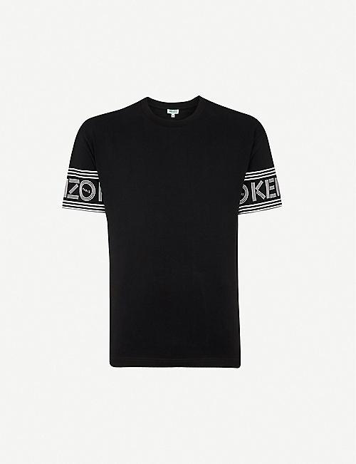 T-Shirts - Tops   t-shirts - Clothing - Mens - Selfridges   Shop Online 7bb46cdd1285