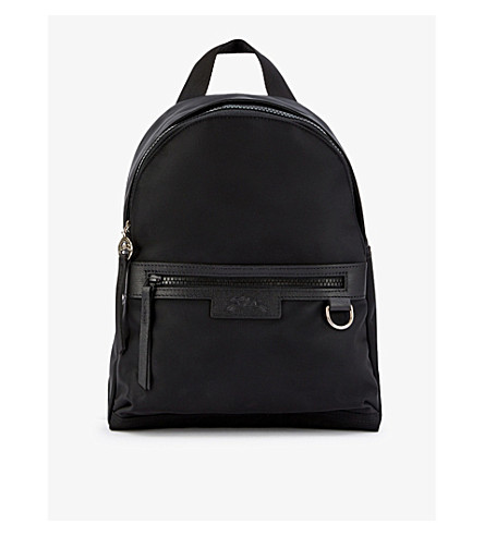 LONGCHAMP Le Pliage Neo backpack (Black