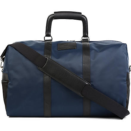 LONGCHAMP Baxinyl travel bag (Navy/blk
