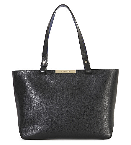 LONGCHAMP Le Foul city shoulder bag (Black