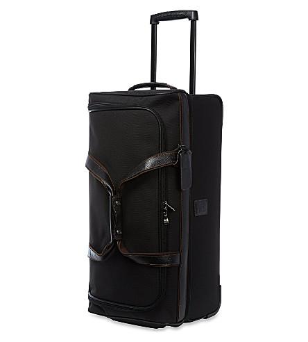 LONGCHAMP Boxford expandabe duffle bag (Noir