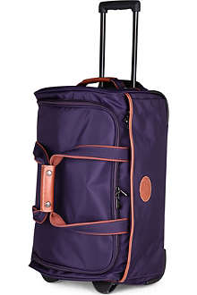 LONGCHAMP Le Pliage two-wheel travel bag