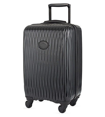 LONGCHAMP Fairval hard-shell suitcase (Black