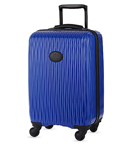 LONGCHAMP Fairval hard-shell suitcase (Blue