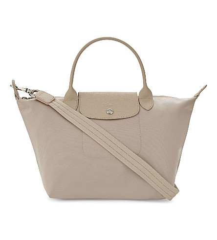 LONGCHAMP Le Pliage Néo small shopper (Chalk