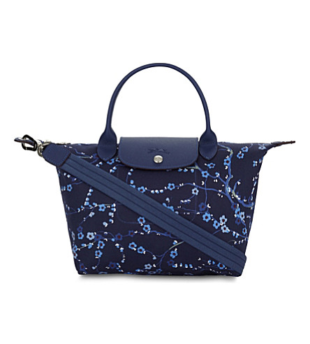 LONGCHAMP Le Pliage Néo Fantaisie shopper (Navy