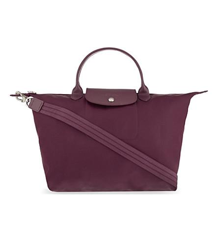 LONGCHAMP Le Pliage Neo medium bag (Opera