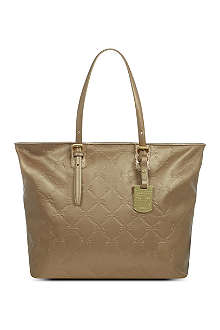 LONGCHAMP LM Cuir large shoulder bag