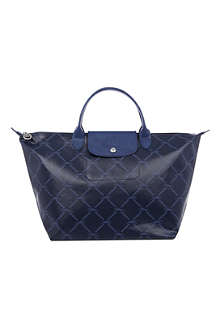 LONGCHAMP LM Metal medium handbag