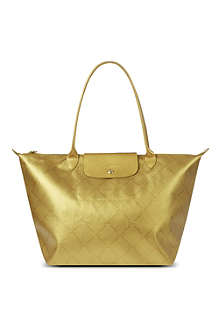 LONGCHAMP LM Metal large shopper