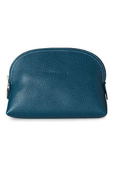 LONGCHAMP Veau Foulonné make-up bag