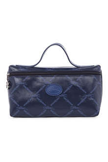 LONGCHAMP LM Metal make-up bag
